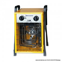1400-2800Kcal/Hora - 3Kw...