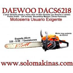 """DACS6218 - 58cm3 ESPADA 18""""..."""