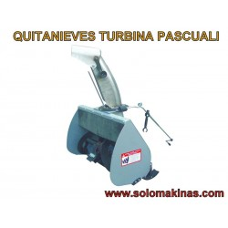 QUITANIEVES TURBINA...