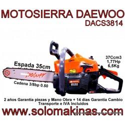 DCS3814 MOTOSIERRA DAEWOO...