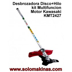 DESBROZADORA DISCO+HILO...