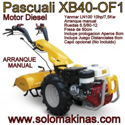 XB40(OF1) PASCUALI DIESEL...
