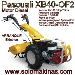 XB40(OF2) PASCUALI DIESEL...