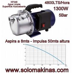 4800lts 1300W ASPIRA 8MTS...