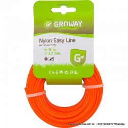 Ø 2,4MM L 15M  NYLON EASY...