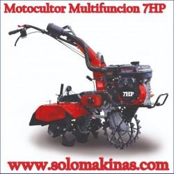 MOTOCULTOR MULTIFUNCIÓN 4T...